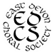 East Devon Choral Society logo